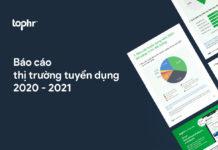 TopCV ra mắt báo cáo thị trường tuyển dụng 2020-2021