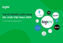 Top 10 website tuyển dụng lớn nhất Việt Nam 2021