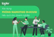 Xây dựng phòng Marketing in-house hiệu quả trong doanh nghiệp