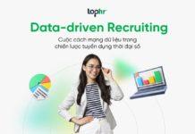 Data-driven Recruiting: Cuộc cách mạng dữ liệu trong chiến lược tuyển dụng thời đại số